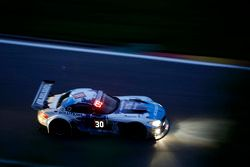 #30 Classic & Modern Racing BMW Z4 : Jean-Luc Blanchemain, Pierre Hirschi, Christian Kelders, Fred Bouvy