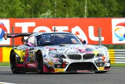 #240 BMW Racing Against Cancer BMW Z4 : Pascal Witmeur, Jean-Michel Martin, Eric van de Poele, Marc Duez
