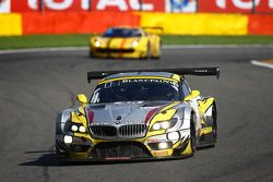 #45 Marc VDS Racing Team BMW Z4: Maxime Martin, Augusto Farfus, Dirk Werner