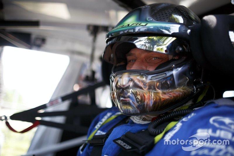 Sverre Isachsen, Subaru Rally Takımı USA Subaru WRX Sti