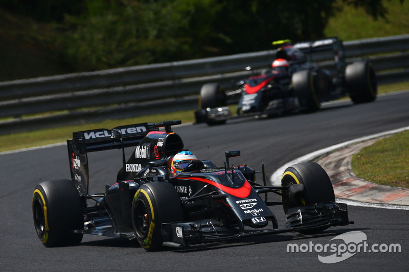 O melhor resultado foi um quinto de Alonso na Hungria, mas Button acabou terminando o campeonato na frente do espanhol. De qualquer forma, ninguém duvidava da reação da McLaren no ano seguinte.