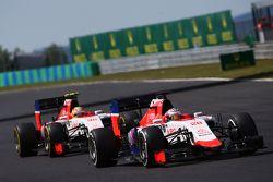 Will Stevens, Manor F1 Team voor Roberto Merhi, Manor F1 Team