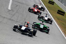 Mitchell Gilbert, Carlin devant Alex Fontana, Status Grand Prix