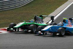 Seb Morris, Status Grand Prix and Matheo Tuscher, Jenzer Motorsport