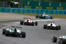 Aleksander Bosak, Arden International & Zaid Ashkanani, Campos Racing