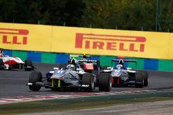 Jimmy Eriksson, Koiranen GP devant Matthew Parr, Koiranen GP