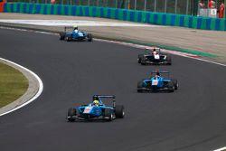 Pal Varhaug, Jenzer Motorsport leads Ralph Boschung, Jenzer Motorsport