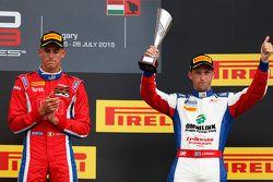Tercer lugar, Jimmy Eriksson, Koiranen GP