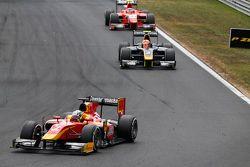 Jordan King, Racing Engineering y Alex Lynn, DAMS