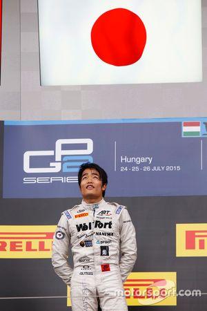 Kazanan: Nobuharu Matsushita, ART Grand Prix
