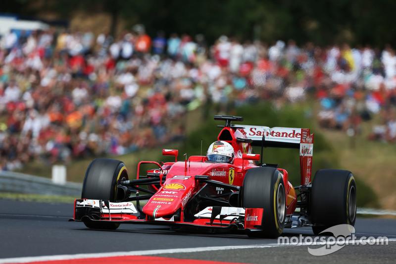 2015 - Sebastian Vettel, Ferrari