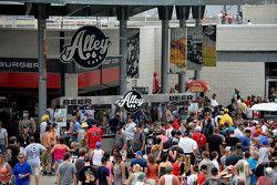 Alley Cafe en Indianapolis