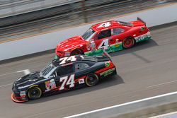 Mike Harmon y Ross Chastain, JD Motorsports Chevrolet