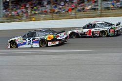 Tony Stewart, Stewart Haas Racing Chevrolet ve Kevin Harvick, Stewart-Haas Racing Chevrolet