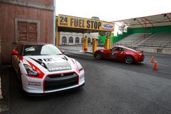 Simon Feigl compite en la GT Academy de Nissan