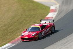#77 Ferrari Quebec Ferrari 458TP: Emmanuel Anassis