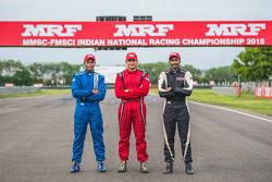 Karthik Tharani, Goutham Parekh, Arjun Narendran