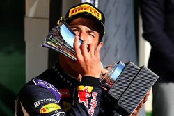 Tercer lugar, Daniel Ricciardo, Red Bull Racing