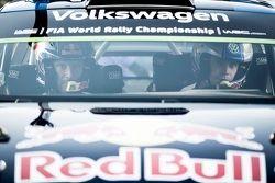 Andreas Mikkelsen, Volkswagen Motorsport e Aksel Lund Svindal