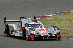 Audi Sport Team Joest pruebas