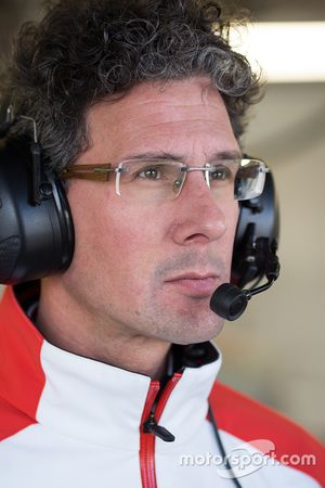 Dr. Frank-Steffen Walliser, Porsche Takım Başkanı