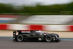 Porsche 919 Hibrit Takımı testi