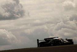 Тесты Porsche 919 Hybrid