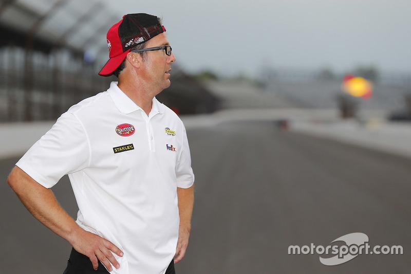 J.D. Gibbs, Joe Gibbs Racing