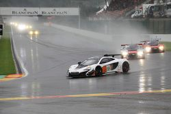 #59 Von Ryan Racing McLaren 650S GT3: Bruno Senna, Alvaro Parente, Adrian Quaife-Hobbs