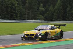 #77 BMW Sports Brezilya Trophy Takımı BMW Z4: Sergio Jimenez, Felipe Fraga, Caca Bueno