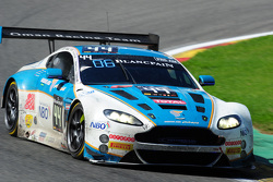 #44 Oman Racing Team Aston Martin Vantage GT3: Daniel Lloyd, Ahmad Al Harthy, Jonathan Adam