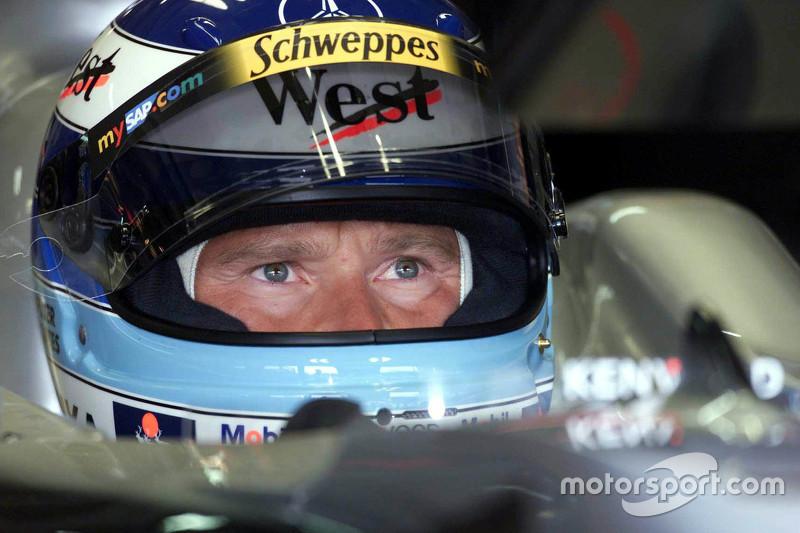 Mika Hakkinen: 9 anni con McLaren (dal 1993 al 2001)