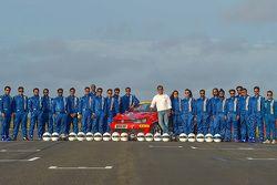 Volkswagen Vento Cup drivers