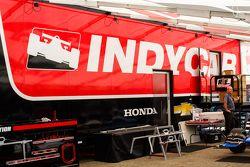 IndyCar oplegger