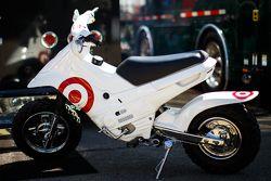 Un scooter du Chip Ganassi Racing