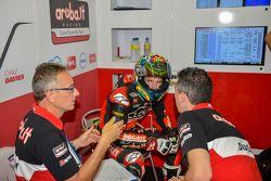 Chaz Davies, Ducati Takımı