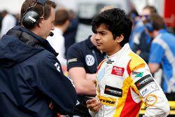 Arjun Maini, Van Amersfoort Racing Dallara Volkswagen