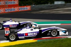 Wing Chung Chang, Fortec Motorsports Dallara Mercedes-Benz
