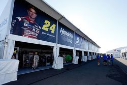 The new NASCAR Trackside Superstore