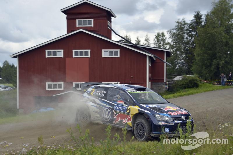 #30: Rallye Finnland 2015
