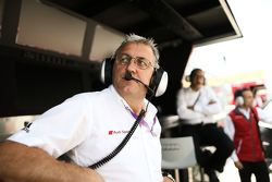 Ernst Moser, Teamchef Audi Sport Team Phoenix