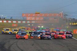 Race start 2