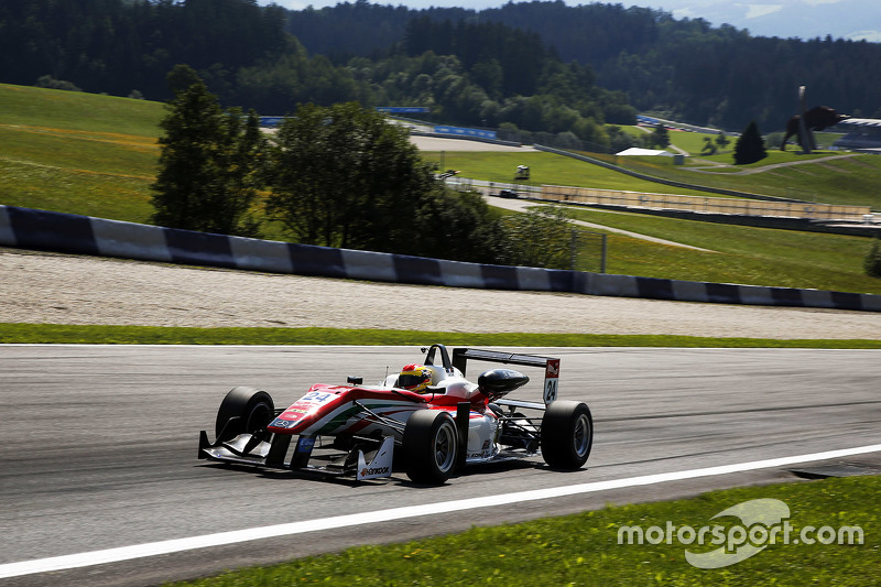 Brdanon Maisano, Prema Powerteam Dallara F312 Mercedes-Benz