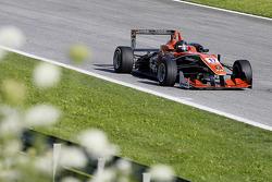 Julio Moreno, ThreeBond with T-Sport, Dallara F313