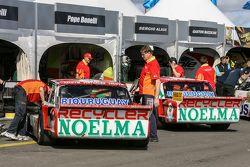 Nicolas Bonelli, Bonelli Competicion Ford and Prospero Bonelli, Bonelli Competicion Ford