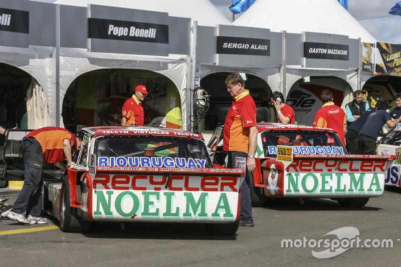 Nicolas Bonelli, Bonelli Competicion Ford, dan Prospero Bonelli, Bonelli Competicion Ford