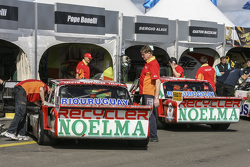 Ніколас Бонеллі, Bonelli Competicion Ford та Просперо Бонеллі, Bonelli Competicion Ford