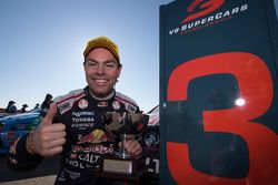Third place Craig Lowndes, Triple Eight Race Engineering Holden