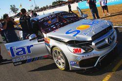 Erebus Motorsport Mercedes