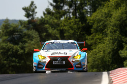 #55 Farnbacher Racing Lexus RC-F GT3 : Dominik Farnbacher, Mario Farnbacher